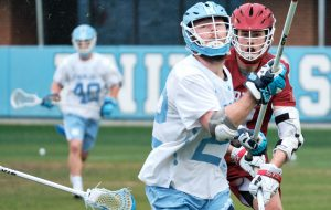Bloomington's Ryan Graff Harvard Lacrosse