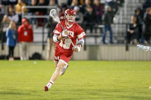 2016 Under Armour Lacrosse All-America Honoree Danny Logan