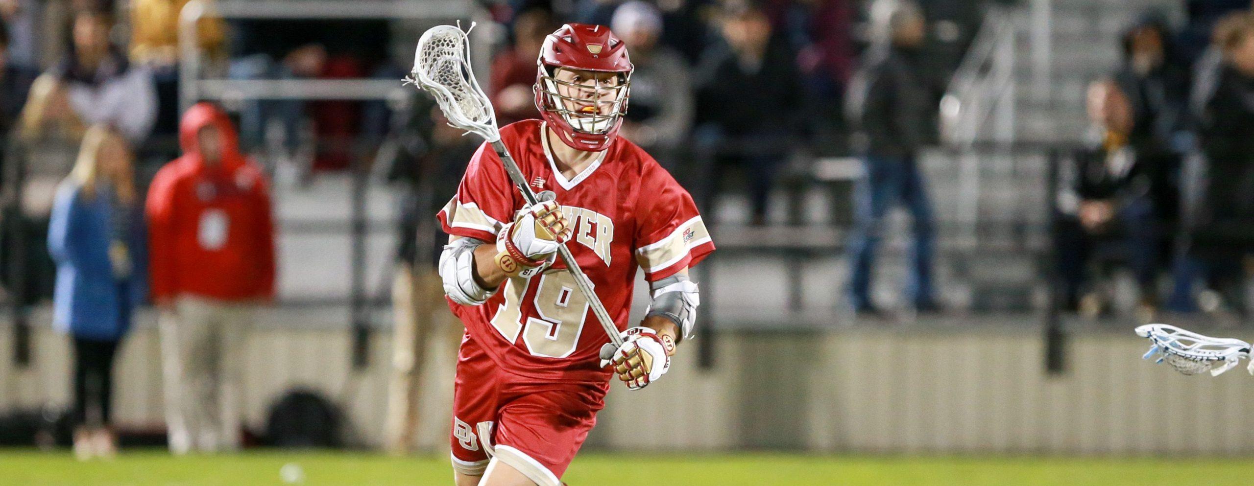 Danny Logan Denver Lacrosse