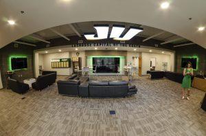 Jacksonville University Lacrosse Center Lobby