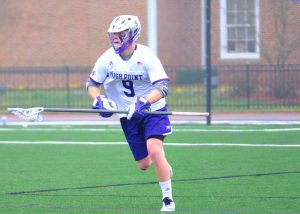 Chris Price High Point Lacrosse