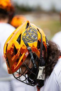 Mercer Lacrosse Helmet