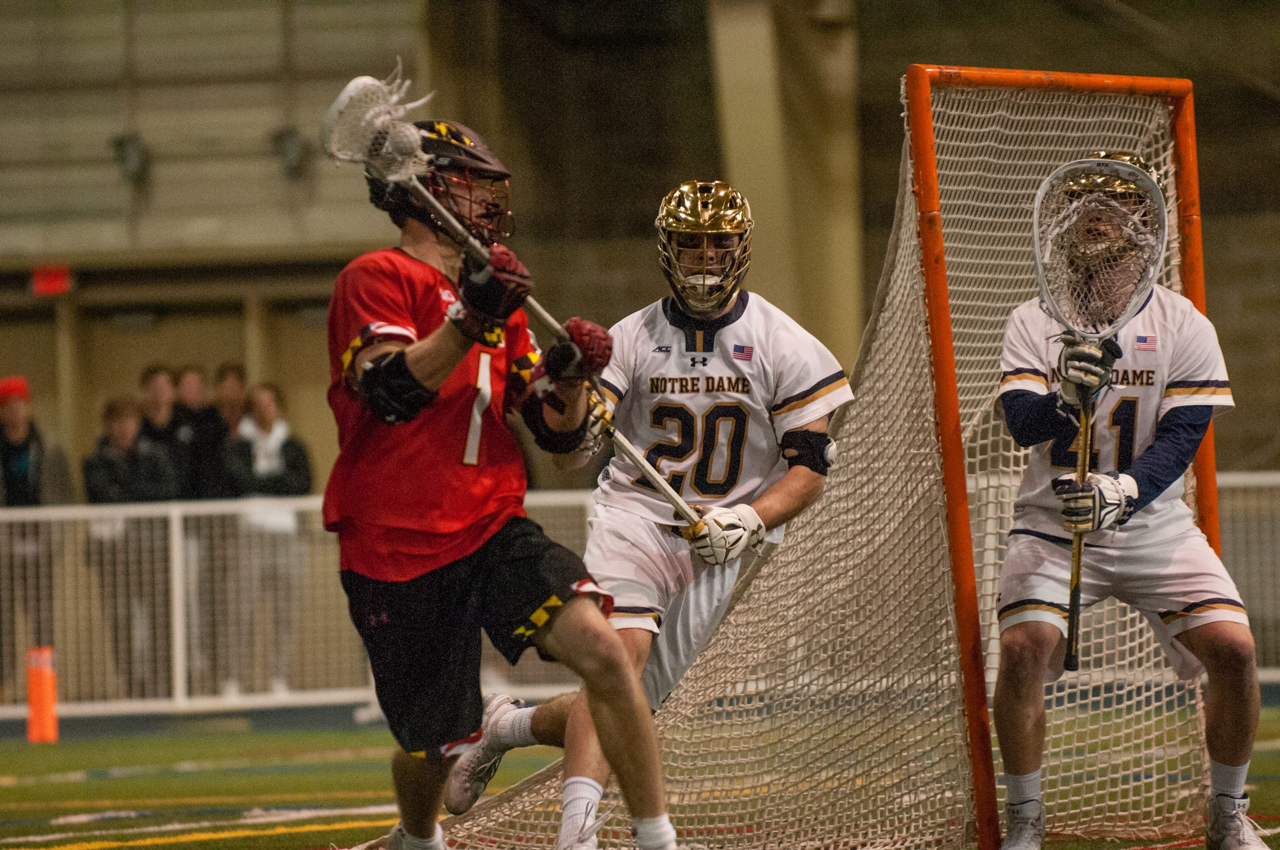 Florida's Jared Bernhardt Maryland Lacrosse