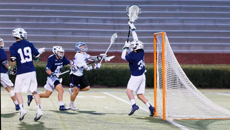 Dallas, Texas's Colby Kneese Penn State Lacrosse