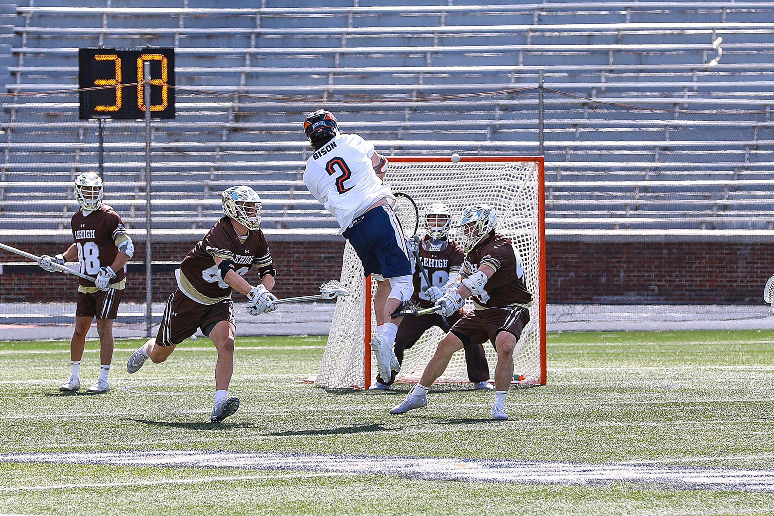 Harry Wellford Bucknell Lacrosse