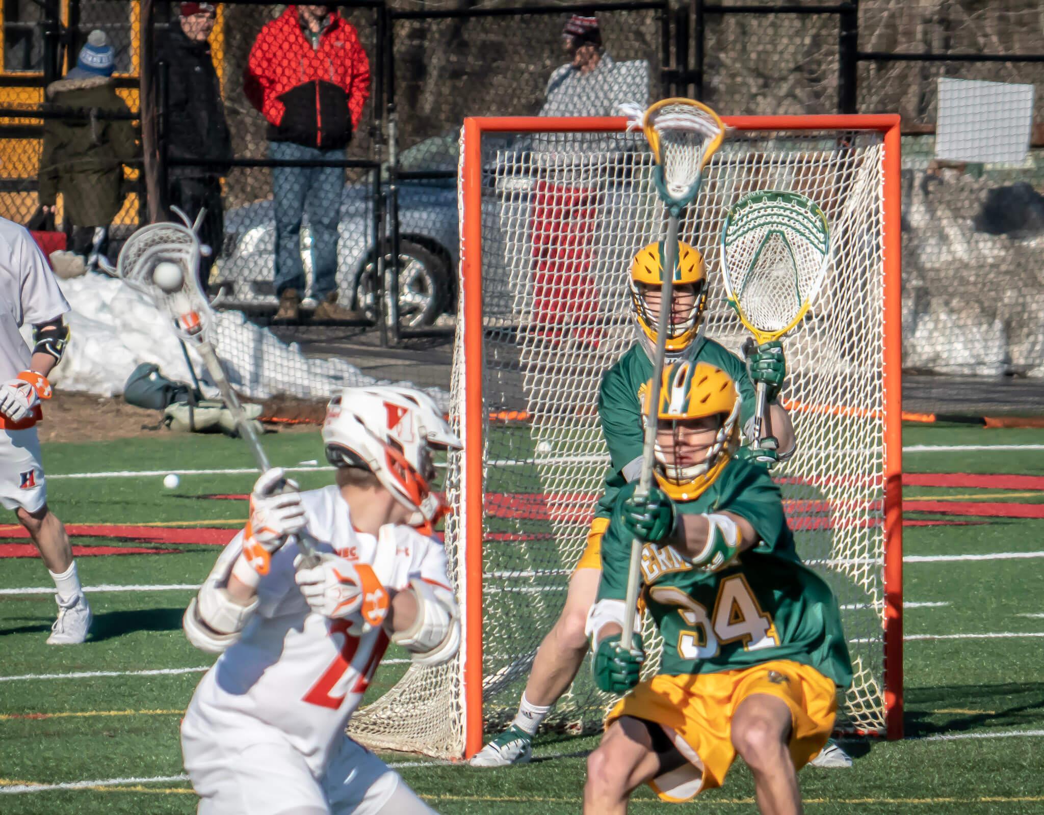 Eric Holden Hobart Lacrosse